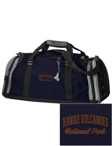 Hawaii Volcanoes National Park Embroidered OGIO All Terrain Duffel