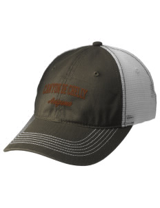 Canyon De Chelly National Monument Embroidered Mesh Back Cap
