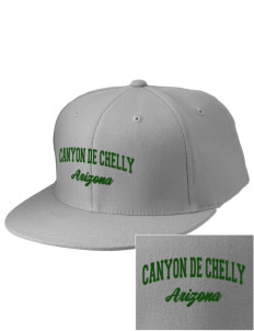 Canyon De Chelly National Monument Embroidered Diamond Series Fitted Cap