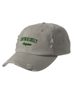 Canyon De Chelly National Monument Embroidered Distressed Cap