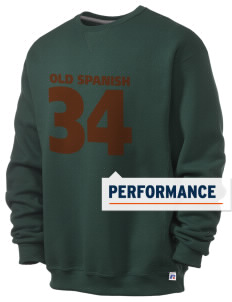 Old Spanish National Historic Trail  Russell Men's Dri-Power Crewneck Sweatshirt