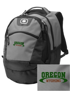 Oregon National Historic Trail Embroidered OGIO Rogue Backpack