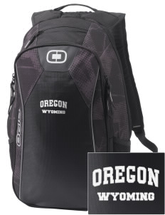Oregon National Historic Trail Embroidered OGIO Marshall Backpack