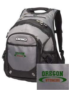 Oregon National Historic Trail Embroidered OGIO Fugitive Backpack