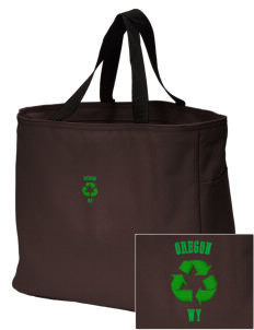 Oregon National Historic Trail Embroidered Essential Tote