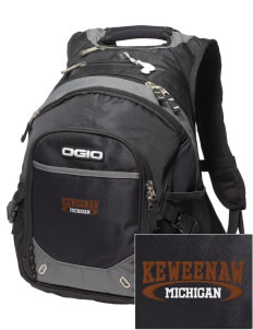 Keweenaw National Historical Park Embroidered OGIO Fugitive Backpack