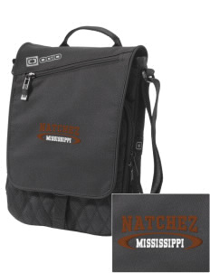 Natchez National Historical Park Embroidered OGIO Module Sleeve for Tablets
