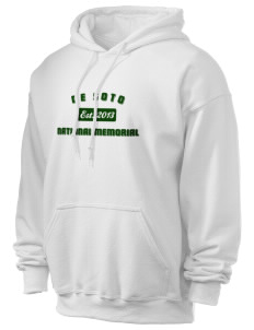 De Soto National Memorial Ultra Blend 50/50 Hooded Sweatshirt