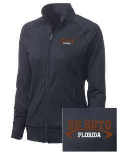 De Soto National Memorial Women's NRG Fitness Jacket