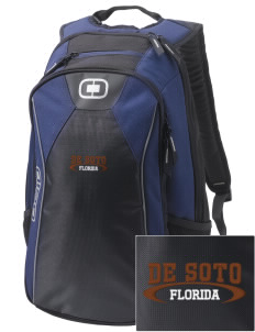 De Soto National Memorial Embroidered OGIO Marshall Backpack