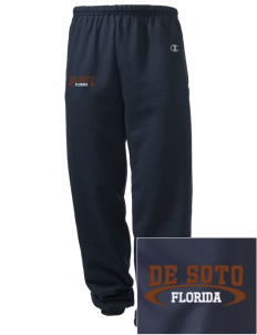 De Soto National Memorial Embroidered Champion Men's Sweatpants