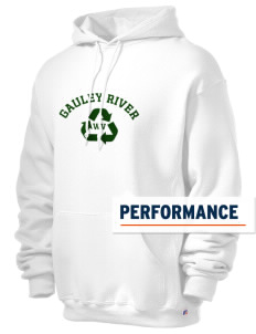 Gauley River National Recreation Area Russell Men's Dri-Power Hooded Sweatshirt