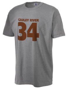 Gauley River National Recreation Area  Russell Men's NuBlend T-Shirt