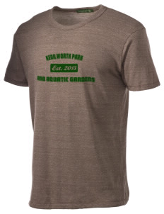 Kenilworth Park and Aquatic Gardens Alternative Men's Eco Heather T-shirt