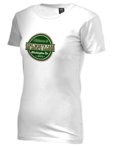 Kenilworth Park and Aquatic Gardens Alternative Women's Basic Crew T-Shirt