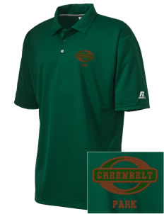 Greenbelt Park Embroidered Russell Coaches Core Polo Shirt