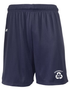 "Greenbelt Park  Russell Men's Mesh Shorts, 7"" Inseam"
