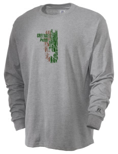 Greenbelt Park  Russell Men's Long Sleeve T-Shirt