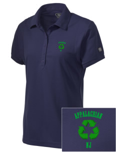 Appalachian National Scenic Trail Embroidered OGIO Women's Jewel Polo