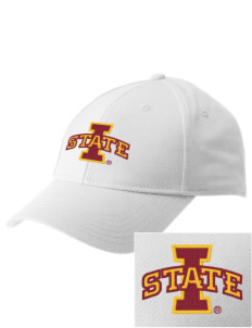 Iowa State University Cyclones  Embroidered New Era Adjustable Structured Cap
