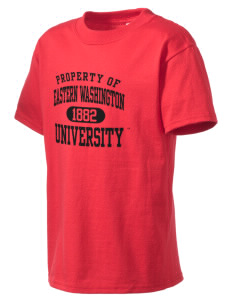 Eastern Washington University Eagles Kid's Essential T-Shirt