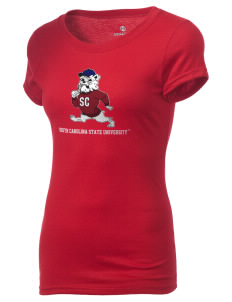 South Carolina State University Bulldogs Holloway Women's Groove T-Shirt