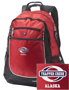 Trapper Creek Embroidered OGIO Carbon Backpack