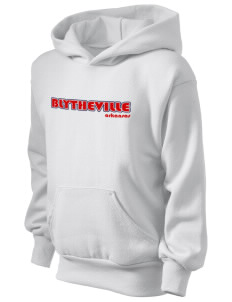 Blytheville Kid's Hooded Sweatshirt