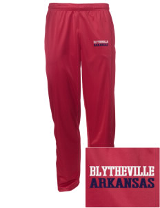 Blytheville Embroidered Men's Tricot Track Pants