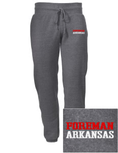 Foreman Embroidered Alternative Men's 6.4 oz Costanza Gym Pant