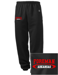 Foreman Embroidered Champion Men's Sweatpants