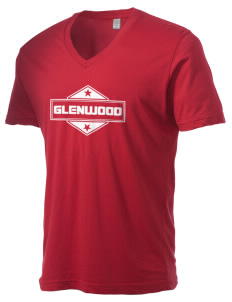 Glenwood Alternative Men's 3.7 oz Basic V-Neck T-Shirt