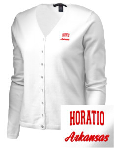 Horatio Embroidered Women's Stretch Cardigan Sweater