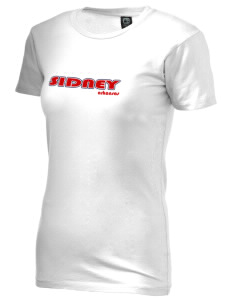Sidney Alternative Women's Basic Crew T-Shirt
