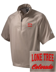 Lone Tree Embroidered adidas Men's ClimaProof Wind Shirt