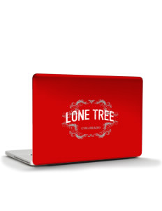"Lone Tree Apple Macbook Pro 17"" (2008 Model) Skin"
