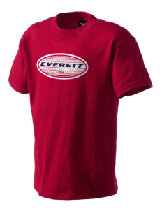 Everett Kid's T-Shirt