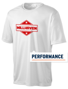 Millhaven Men's Competitor Performance T-Shirt