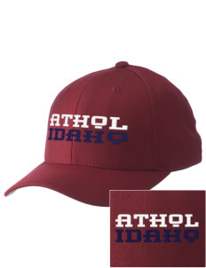 Athol Embroidered Pro Model Fitted Cap