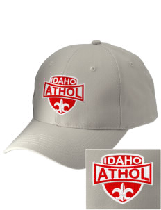 Athol Embroidered Low-Profile Cap