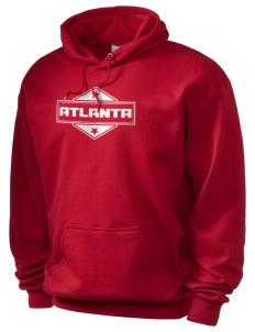 Atlanta Holloway Men's 50/50 Hooded Sweatshirt