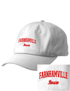 Farnhamville Embroidered Champion 6-Panel Cap