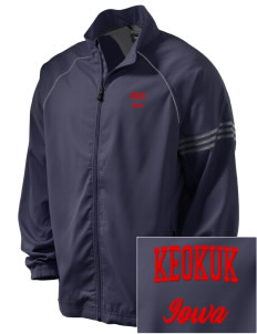 Keokuk Embroidered adidas Men's ClimaProof Jacket