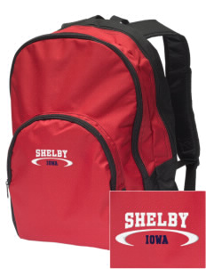 Shelby Embroidered Value Backpack
