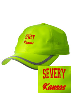 Severy  Embroidered Safety Cap