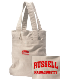 Russell Embroidered Alternative The Berkeley Tote