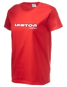 Lawton Women's 6.1 oz Ultra Cotton T-Shirt
