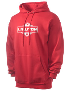 Lawton Men's 7.8 oz Lightweight Hooded Sweatshirt