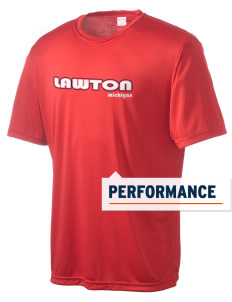 Lawton Men's Competitor Performance T-Shirt