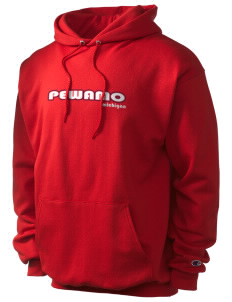 Pewamo Champion Men's Hooded Sweatshirt